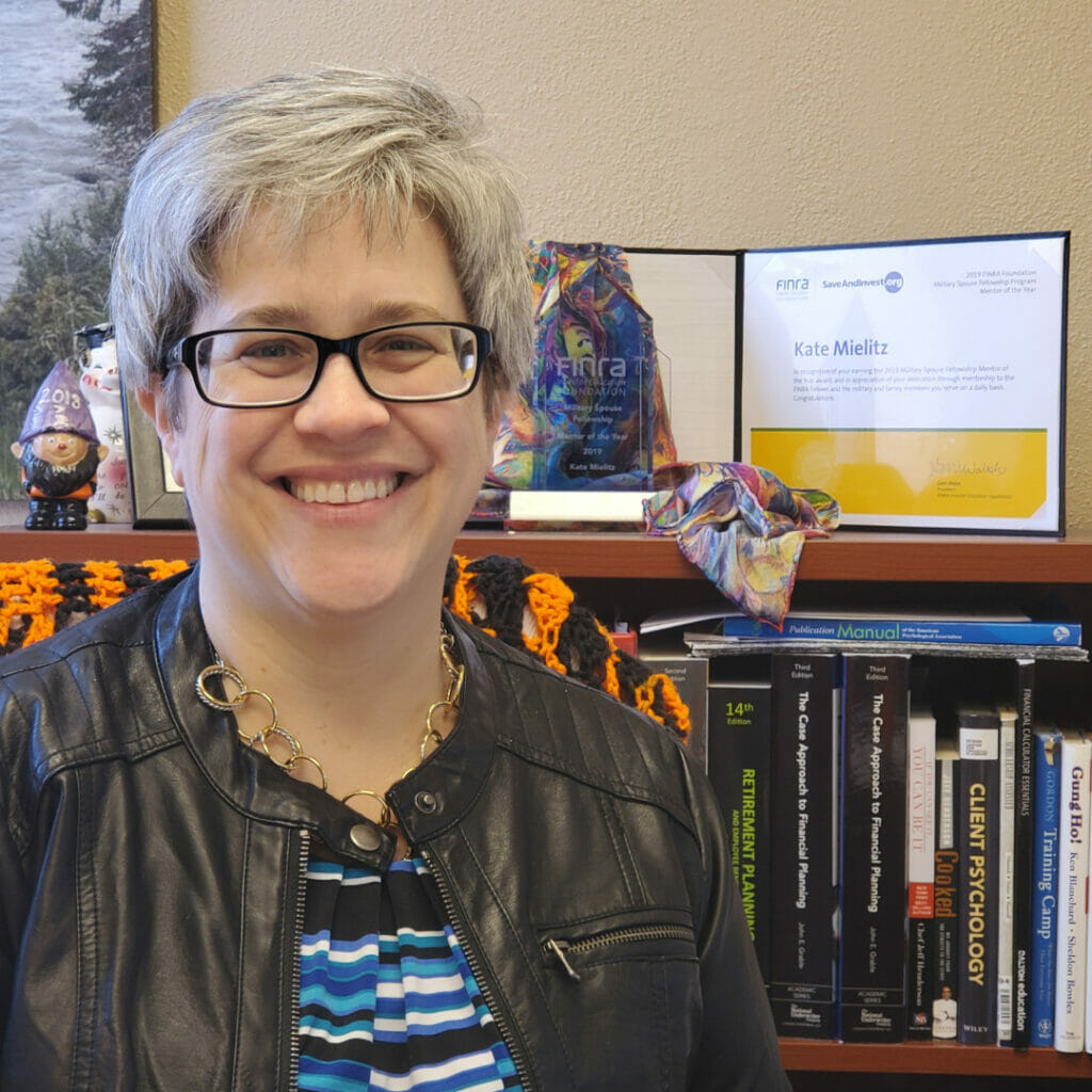 Kate Mielitz, Accredited Financial Counselor