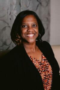 Elaine Harrison, AFC, FFC