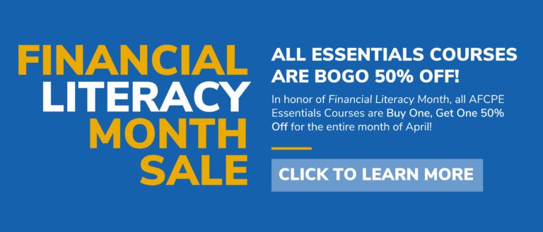 BOGO 50% Essentials Courses