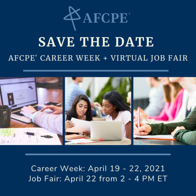 AFCPE Career Week