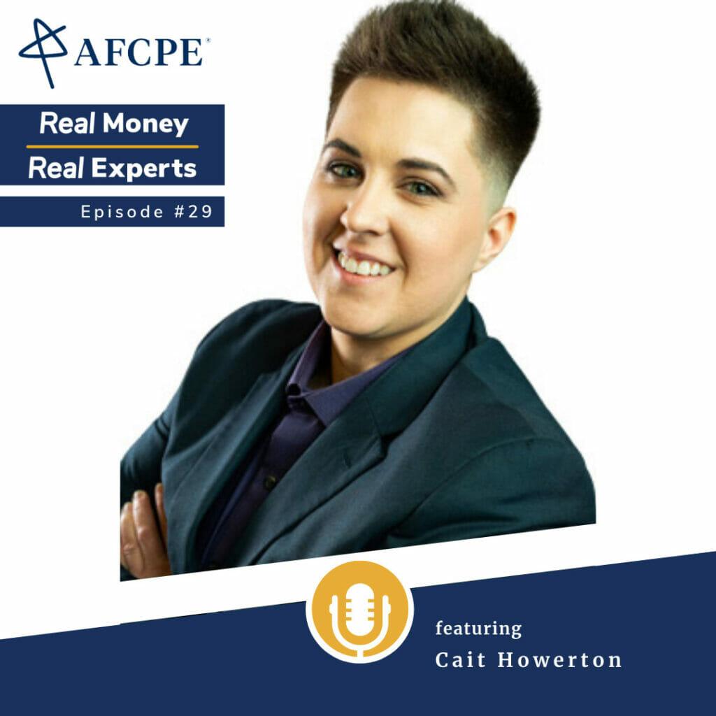 Cait Howerton, AFC, CFP